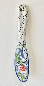 Polish Pottery Butter Knife - Ribbon