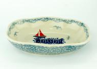Soap Dish Sail Away
