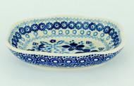 Soap Dish Circles of Bleu
