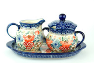 Creamer & Sugar Set Audrey