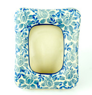 Picture Frame English Blue