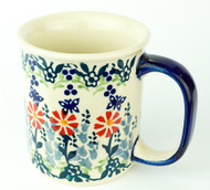 10 oz Stoneware Mug Butterfly Delight