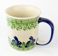 10 oz Stoneware Mug Bunny Hop