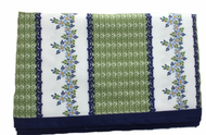 "Tablecloth 30"" X 30"" Summer Vine Tablecloth"