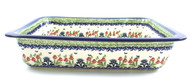 Polish Pottery Lasagna Pan - Danny's Girl