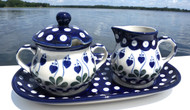 Creamer & Sugar Set Sweetheart