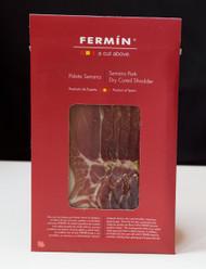 Serrano shoulder sliced,  2 oz (56 g) by Fermin