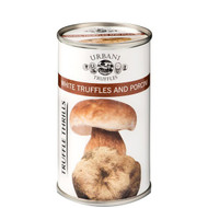 Truffle Thrills, White Truffles and Porcini