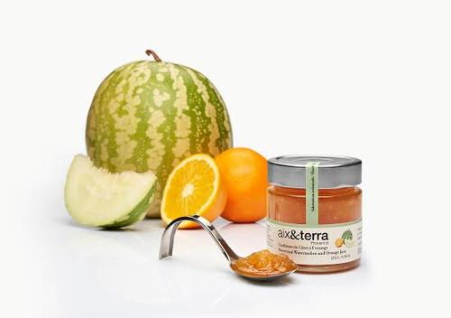 Provencal Watermelon and Orange Jam