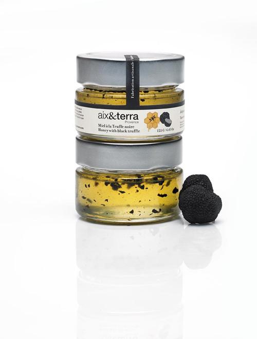 Miel et truffe noire