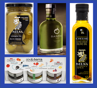 Olives Appetizer Gift Box