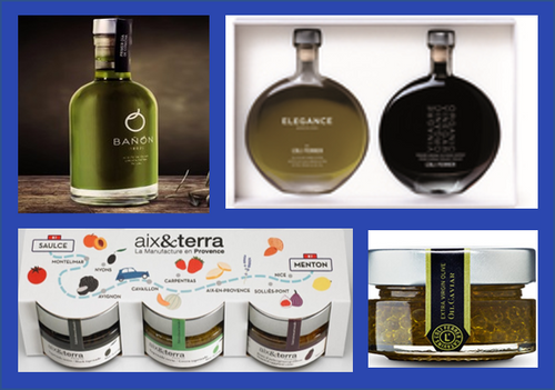 Extra Virgin Olive Collection Box
