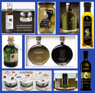 EVOO Deluxe Collection For Olive Lovers Box