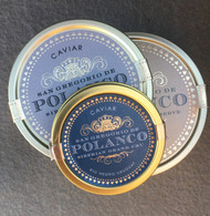 Caviar Trio - Enjoy 3 different caviars.