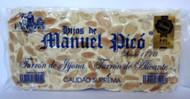 Turron de Alicante - Traditional Spanish almond nougat sweet bar 300g