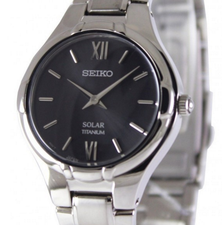 Seiko Ladies Titanium SUP279P1