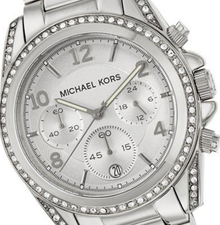 Michael Kors Womens Blair Chronograph MK5165