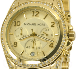 Michael Kors Womens Blair Chronograph MK5166