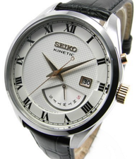 Seiko Mens Kinetic SRN073P1