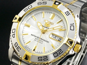 Seiko Mens 5 Sports automatique SNZB24J1