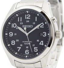 Seiko Mens Kinetic SKA721P1