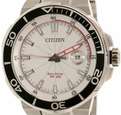Citizen Mens Eco Drive Divers AW1420-63A