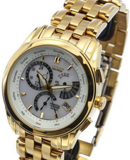 Citizen Mens Eco Drive Perpetual BL8006-58A