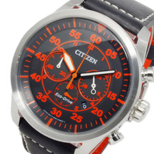 Citizen Mens Eco Drive Chronographe CA4210-08E