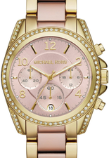 Michael Kors Womens Blair Chronograph MK6316