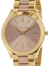 Michael Kors Womens Slim Runway MK3493