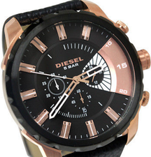Diesel Mens Stronghold Chronograph DZ4347