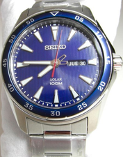 Seiko Mens Solar Watch SNE391P1