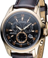 Citizen Mens Eco Drive Chronographe Perpétuel BL5542-07E