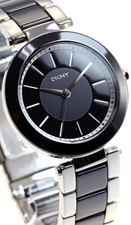 DKNY Stanhope Ceramic Ladies Watch NY2499