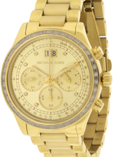 Michael Kors Brinkley Chronographe Ladies MK6187