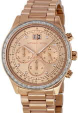 Michael Kors Brinkley Chronographe Ladies MK6204