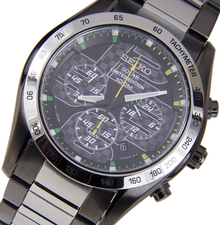 Seiko Solar Mens Watch SSC073P1