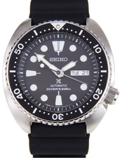 Seiko Mens Turtle Automatic Divers SRP777J1