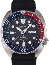 Seiko Mens Turtle Automatic Divers SRP779J1