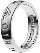 Emporio Armani Ladies Ring EG3144040, Taille 5.5