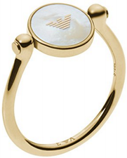 Emporio Armani Ladies Ring EGS2160710 Taille 6.5