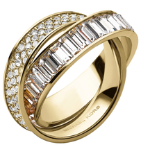 Michael Kors Ladies Ring MKJ3131710 Size 7