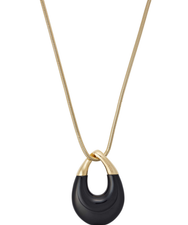 Michael Kors Ladies Necklace MKJ5776710