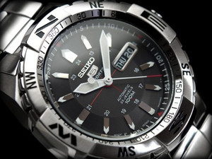 Seiko 5 Sports Men's Automatic SNZJ05J1