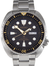 Seiko Mens Turtle Automatic Divers SRP775K1