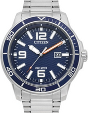 Citizen Eco Drive Mens Watch AW1520-51L