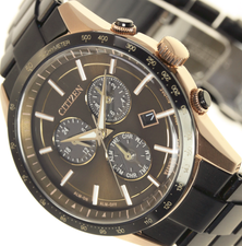 Citizen Eco Drive Chronograph Mens BL5496-53E