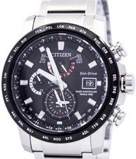 Citizen Eco Drive  World Time A-T Perpetual AT9071-58E
