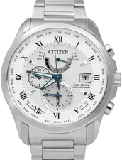 Citizen Eco Drive  World Time A-T Perpetual AT9080-57A