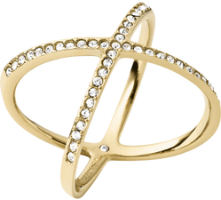 Michael Kors Ring Ladies MKJ4171710, Size 5